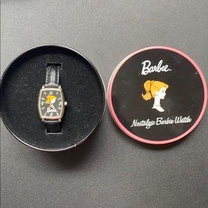 Nostalgic Barbie Watch